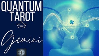 Gemini - Incoming TRUTH BOMB! - Entanglement Tarotscope