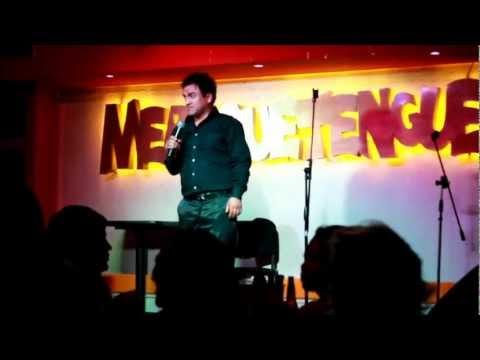 Comediante Jorge Casanova (ReyesdelaComedia.com)