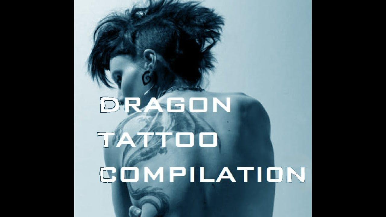 [DRAGON TATTOOs Complication] Video