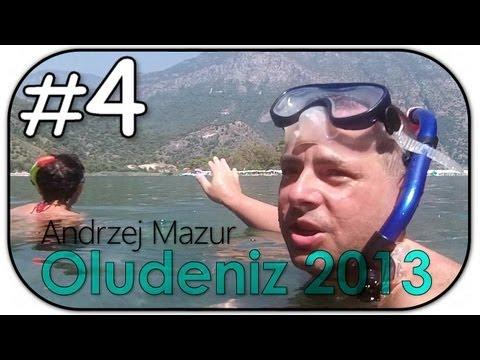 Oludeniz, Turcja  4.1   Snurkowanie W B    Kitej Lagunie  Snorkeling In Blue Lagoon