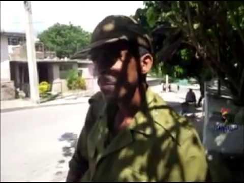 """""""El Huracán"""" dice ser el sustituto de Raúl Castro"""