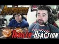 Avengers: Infinity War - Angry Trailer Reaction!