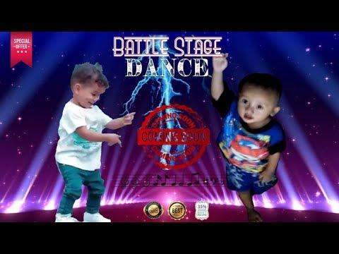 Lucu Heboh Battle Dance Anak Kecil Keren
