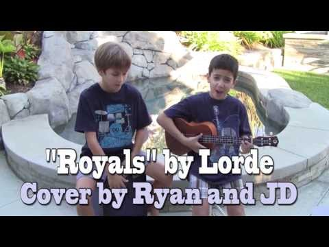 Ryan and JD cover