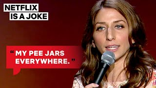 Chelsea Peretti Never Wants To Leave Her House | Netflix Is A Joke