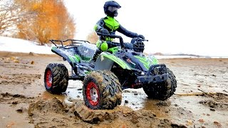 RC Extreme Pictures — RC Cars OFF Road 4x4 Adventure — ATV Test Drive Extreme FEIYUE FY - 04