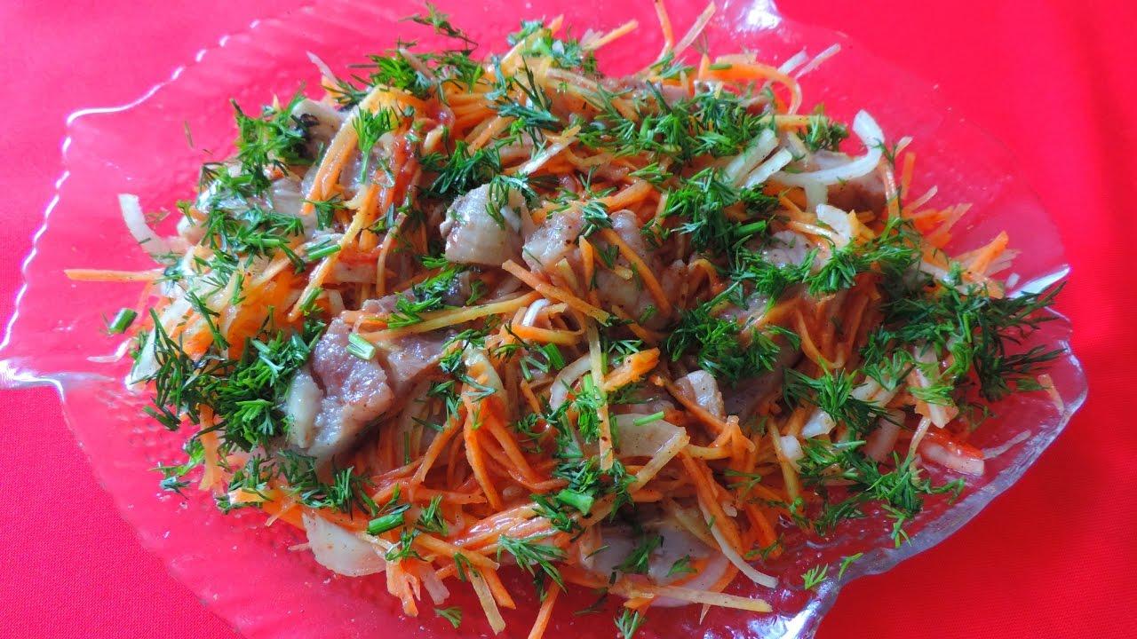 Сельдь по корейски с томатной пастой рецепт с пошагово