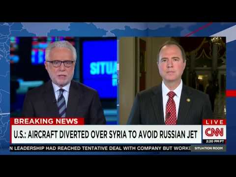 Rep. Schiff Discusses Russian Airstrikes in Syria and ISIS' Pursuit of Nuclear Material on CNN