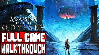 Assassin's Creed Odyssey THE FATE OF ATLANTIS Ep1 Full Game Walkthrough - No Commentary