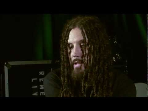 Brian 'Head' Welch Visits RemedyLIVE