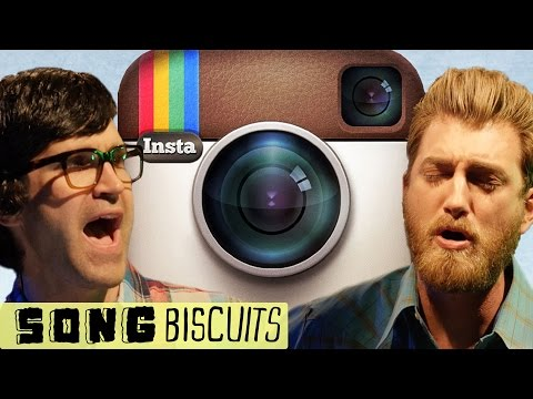 Rhett And Link - The Instagram Song