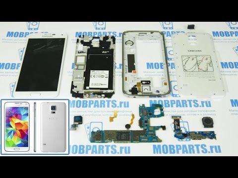 SAMSUNG Galaxy S5 G900F как