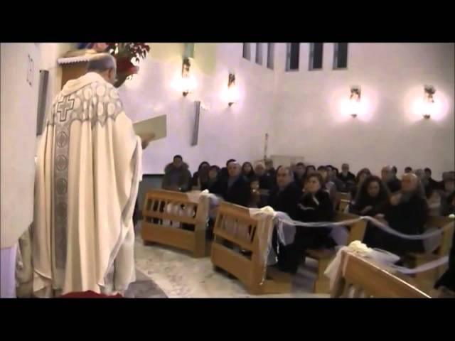 Filmato Festa Sacra Famiglia Cristo Re 28122014