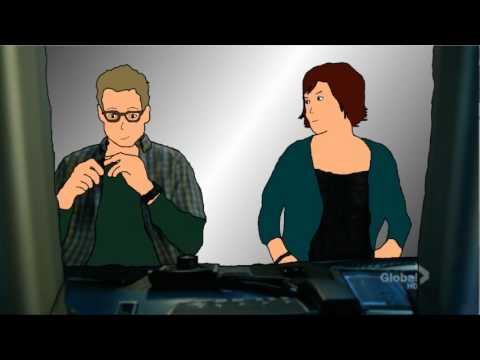 Ncis La - Theme Drawings Improved video