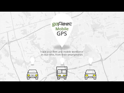 GoFleet Mobile GPS: Easily Track Drivers Using Their Smartphone