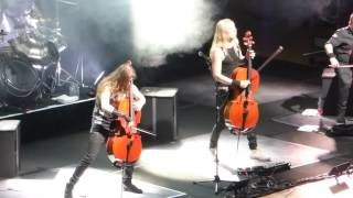 Watch Apocalyptica Nothing Else Matters video