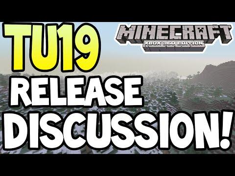 Minecraft (Xbox360/PS3) - TU19 UPDATE! - RELEASE DATE - DISCUSSION!!?! + MORE INFO!