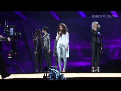 Natlia Kelly - Shine (Austria) Impression of 2nd rehearsal