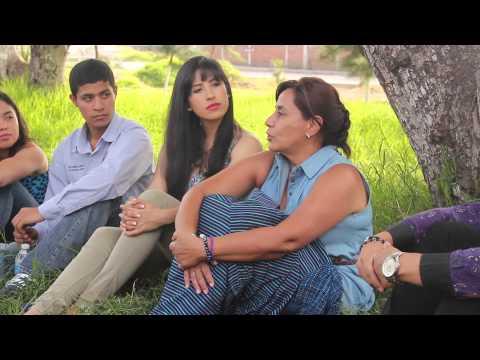 Jóvenes con Cocoa en Uruapan