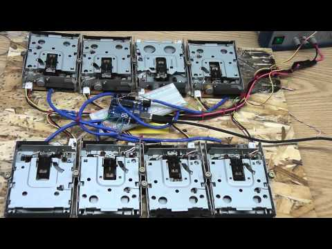 Welcome to the Jungle (GNR) on Floppy drives