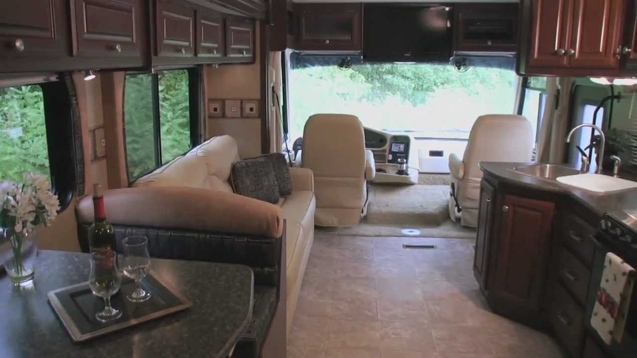 2012 daybreak motorhome video review by thor motor coach for Best motor coach reviews