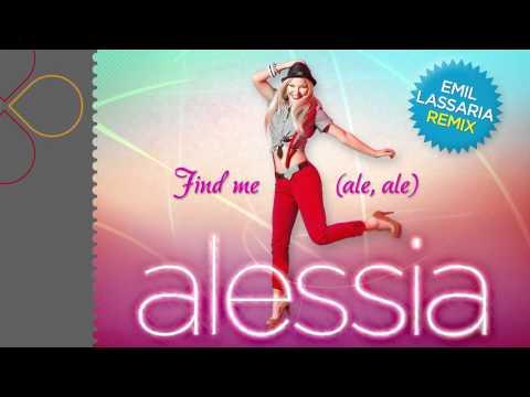 Sonerie telefon » Alessia – Find me (ale, ale) (Emil Lassaria Remix)