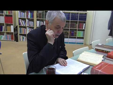 Prof. Dr. Ahmet Akgündüz - Arapça Fıkıh Usulü 125. Ders