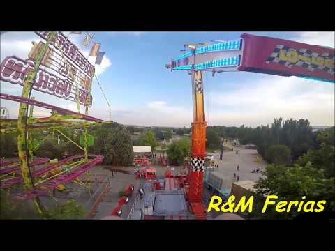On-ride Gigant Maxx-Torrejón de Ardoz (Madrid) 2017-R&M Ferias.