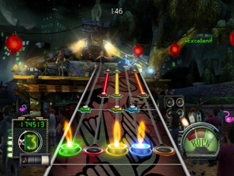 Scary Kids Scaring Kids - Snake Devil [Guitar Hero 3]