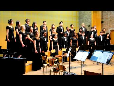 Bel Canto String and Choir Ensemble in Cluj, Blue Mountain Academy