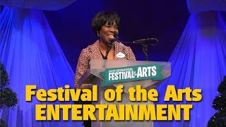 Entertainment Options at Epcot International Festival of the Arts