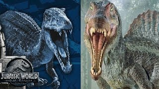 Is The Baryonyx Reintroducing The Spinosaurus? + New Photo   Jurassic World 2 Speculation