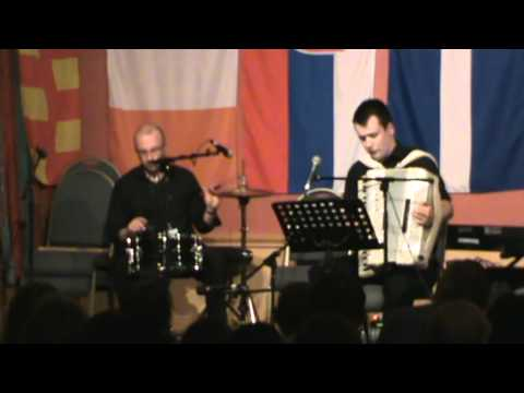 Matthew MacLennan and Alan Irvine Video 2 Shetland AFF 2010