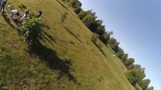DemonRC NOX5 & KissFC - only one gate fun - FPV FREESTYLE