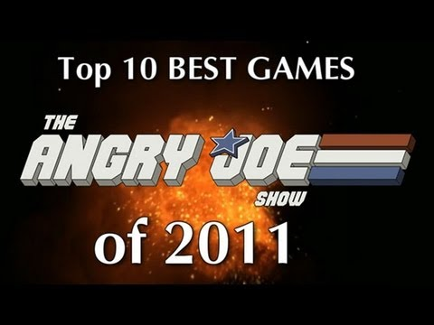 Top 10 BEST Games of 2011! Music Videos