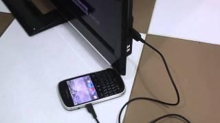 Mẹo nhỏ với điện thoại - Cách sạc điện thoại từ TIVI