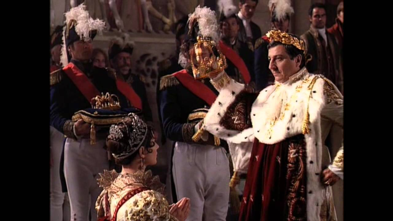 Napoleon 2002 unofficial trailer youtube - Josephine tv ...