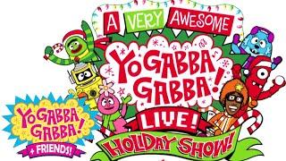 Yo Gabba Gabba! Family Fun - Happy Holidays | Christmas Fun | Christmas specials