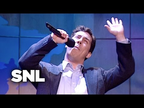 Weekend Update: Parnell Raps about Kirsten Dunst - Saturday Night Live