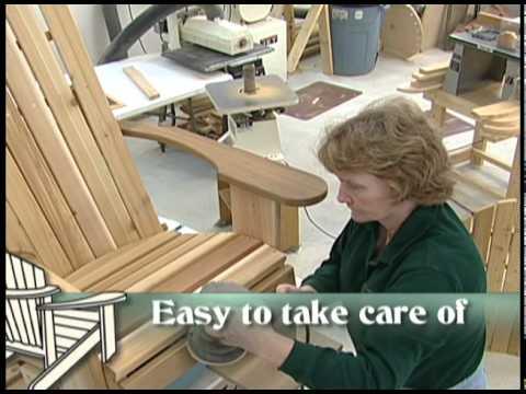Adirondack Cedar Chairs