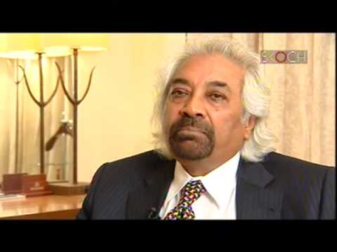 Sam Pitroda - A Dreamer | Skoch Challenger Lifetime Achievement Award - Part 1