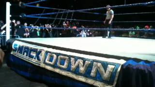 WWE Smackdown Torino 09.06.2011 - Trent Barreta vs Jinder Mahal with The Great Khali