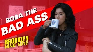 Rosa The Bad Ass | Brooklyn Nine-Nine