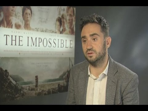 Juan Antonio Bayona Talks About The Impossible
