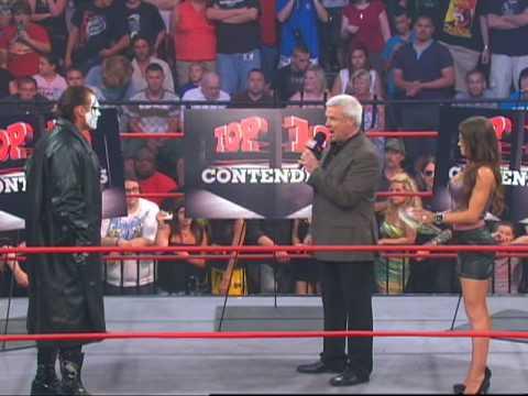Sting Attacks Eric Bischoff