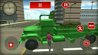 Bike Car Cargo Transport Truck ( by New Action Simulation Games ) - Android Gameplay