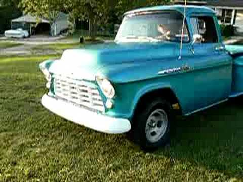 1956 Chevy Pickup - video tour Music Videos