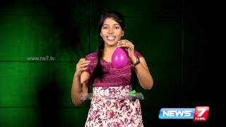 Learn Conduction via baloon experiments @ Apdina | Viyapootum Vingyanam