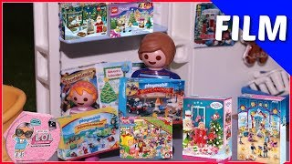Playmobil Film deutsch  Adventskalender 💫Spielzeug Kinderfilm