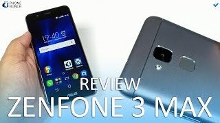 Asus Zenfone 3 Max Full Review  Pros And Cons